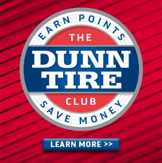 The Dunn Tire Club For Exclusive Savings And Discounts On Tires And Automotive Services