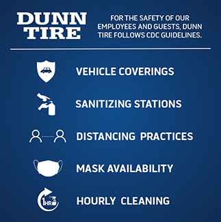 CDC Guidelines Dunn Tire