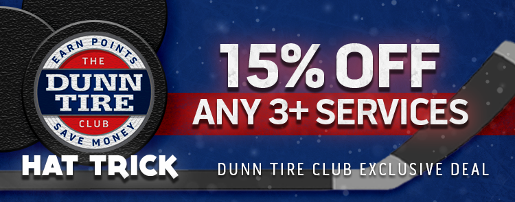 Buffalo Sabres Service Savings! Save an instant 15% when you combine 3 or more automotive services.
