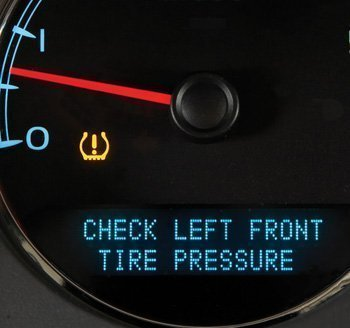 Recognizing The Low Tire Pressure Warning Sign